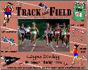track and field frame female version